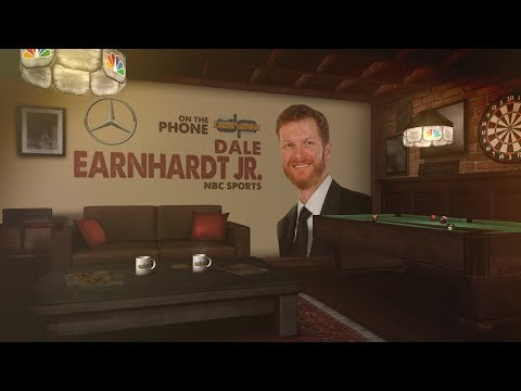 NBC Sports' Dale Earnhardt Jr. on The Dan Patrick Show | Full Interview | 2/22/18