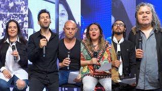 Todo Cambia: artistas tucumanos cantan con la Negra Sosa