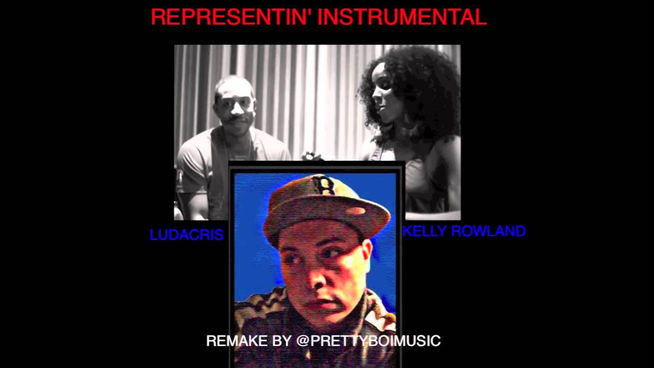 Ludacris - Representing (Feat. Kelly Rowland) - Rap Dose