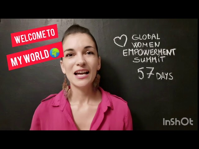 Global Women Empowerment Summit Challenge day 57