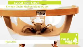 Evolu High Chair