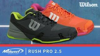 Wilson Rush 2.5 Tennis Shoe