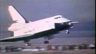 T-38 and Space Shuttle Landing Flight Test
