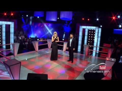 Christine Pepelyan & Mart Babayan,Лишь любовь - The Voice Of Armenia - Battle - Season 2