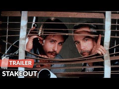 Stakeout-1987-Trailer-Richard-Dreyfuss-Emilio-Estevez
