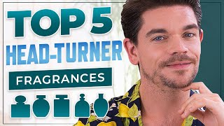 Top 5 HEAD-TURNER Fragrances For Men | 2019