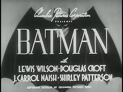 Batman The 1943 Serial Review