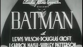 Batman The 1943 Serial Review