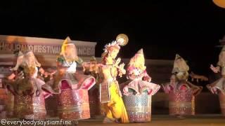 Manipuri Dance - Vasant Raas