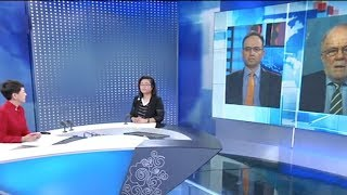 05/17/2018 CHINA'S ECONOMY & ISRAELI-PALESTINIAN TENSIONS