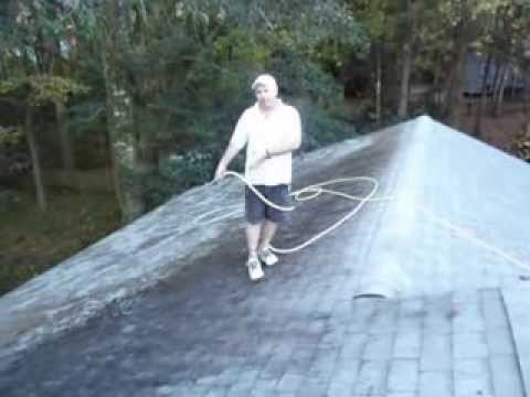 How To Soft Wash Shingles 3 Capital Roof Wash And