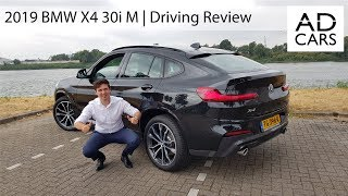 2019 BMW X4 30i M | Driving Review | Exterior | Interior