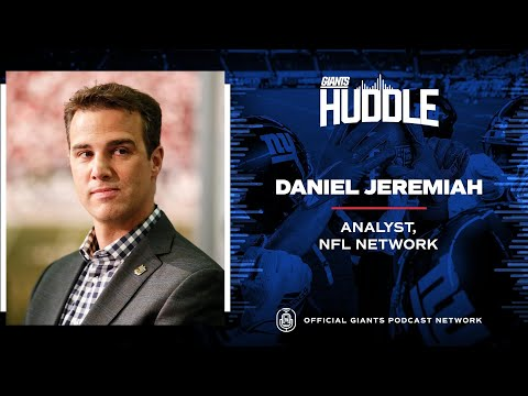NFL Network's Daniel Jeremiah Breaks Down Giants 2021 Draft Class | New York Giants