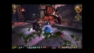 Dragon Age Origins Awakening - Pure Mage - Solo - Nightmare Difficulty