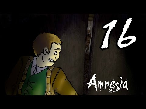 [16] Amnesia The Dark Descent - The Morgue! - Let's Play! Gameplay Walkthrough (PC)