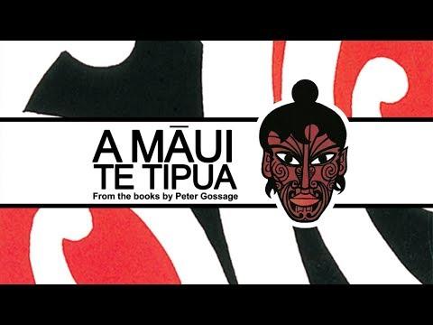 A MAUI TE TIPUA - Maui the Enchanted (Full Series)