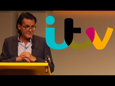 Paul Mortimer of ITV Digital   Meet the Controller   EITF 2017