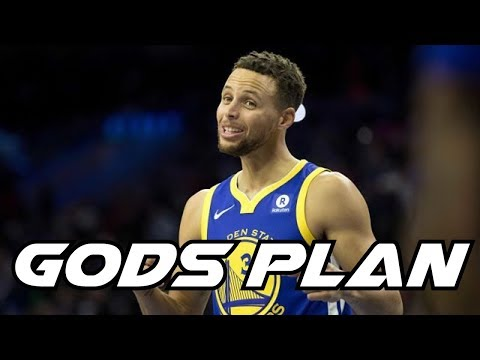 Stephen Curry Mix 'God's Plan' 2018 ᴴᴰ