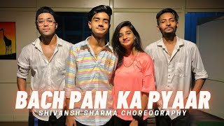 Bachpan Ka Pyaar   Badshah    Aastha Gill   Sahdev Dirdo   Rico   Dance Cover   AS Vlogs