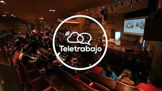 Conferencia Teletrabajo Daniel López en Alcaldía Mayor de Bogotá noviembre 2018