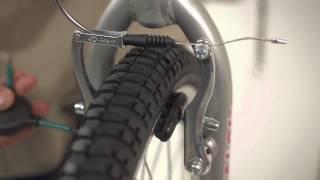 Tutorial para montagem de bicicleta Caloi aro 24