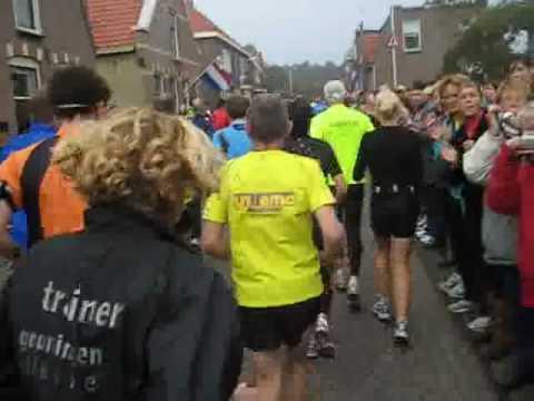 Beren marathon Terschelling 2 November 2008