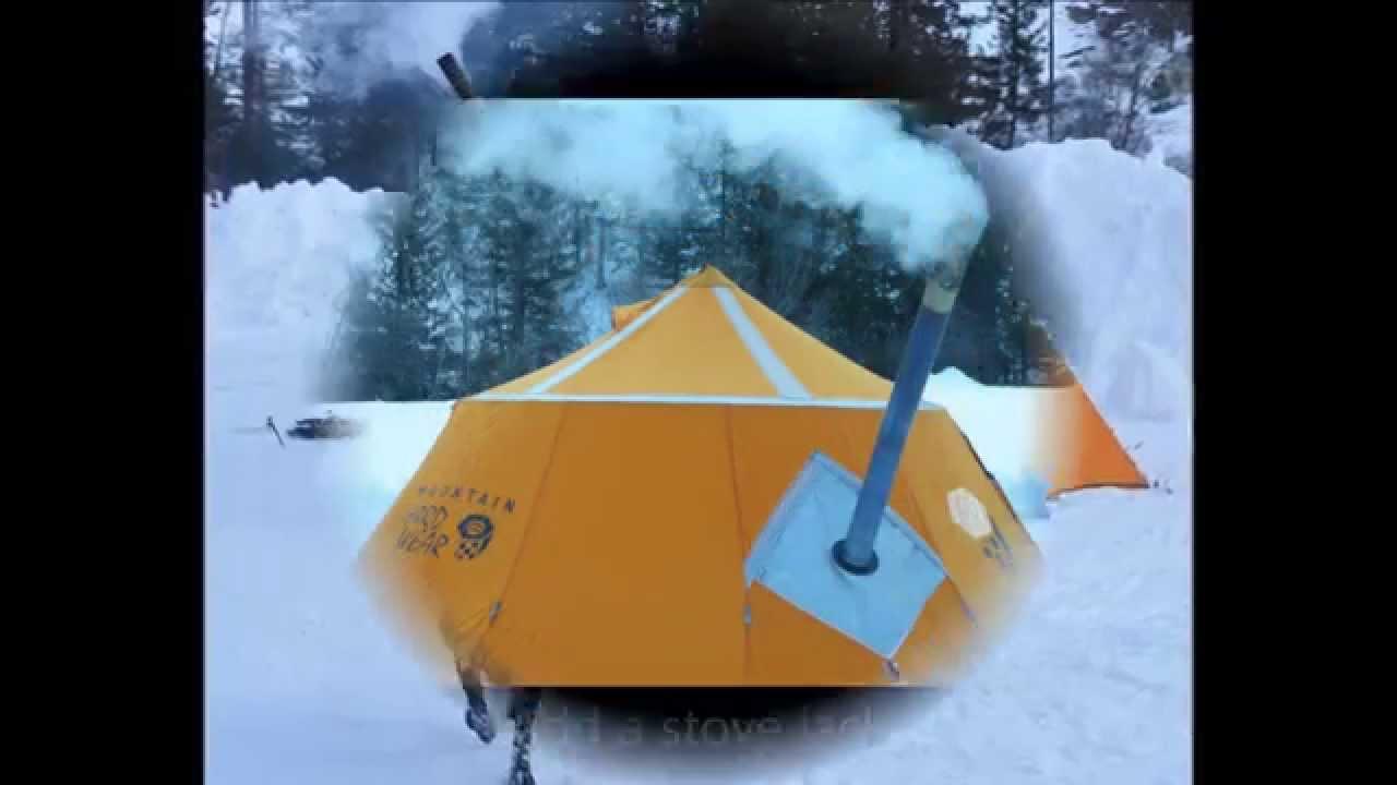 & Mountain Hardwear Hoopster Mods - YouTube