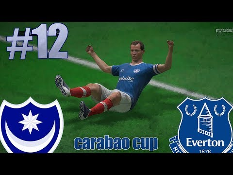 FIFA 18 - Modo Carrera Portsmouth [Cap. #12] DRAMA EN LA COPA