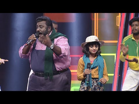 Paadam Namukku Paadam | Asok and Nima are here with a super performance | Mazhavil Manorama