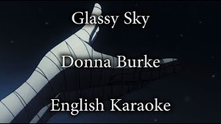 Glassy Sky [English Karaoke]