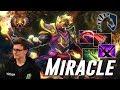 Miracle Ember Spirit | DAMAGE DEALER | Dota 2 Pro Gameplay