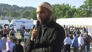 Musulman et français en quête de spiritualité - impressions Jalsa 2016