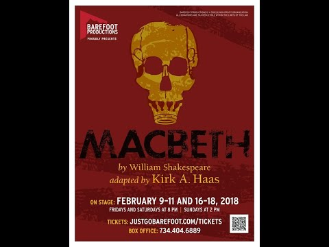 Macbeth Act One - Barefoot Productions