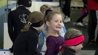 Традиционные соревнования по фигурному катанию на коньках на призы Алмаза проходят в Череповце
