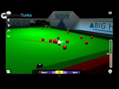 International Snooker HD GamePlay