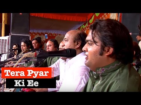 Tera Pyar Ki Ee | Sher Ali, Meher Ali | Mela Almast Bapu Lal Badshah Ji | Live Program | J.P. Studio