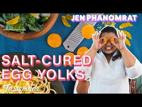 Salt-Cured Egg Yolks I Good Times with Jen