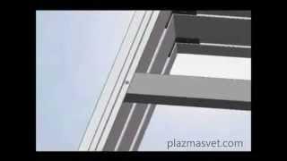 видео Продажа тонких световых панелей