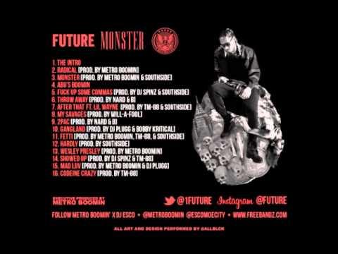 Future   Monster 2014 Full Mixtape +download