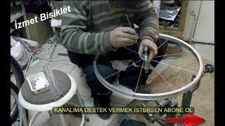 Gambar cover Bisiklet jant Örme Tekniği Detaylı Anlatım !