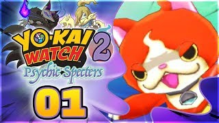 Yo-kai Watch 2: Psychic Specters Walkthrough