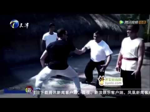 Van Damme vs Danny Chan - The challenge (HD)