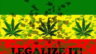Watch Bushman Legalize It video