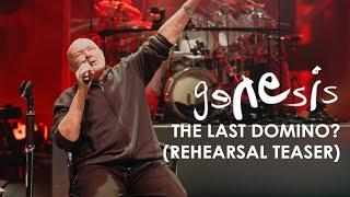 Genesis - The Last Domino? Tour 2021 (Rehearsal Teaser)