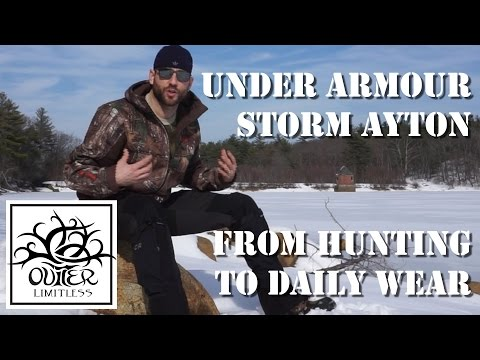 Under Armour Storm Ayton - From Hunting To Daily Wear
