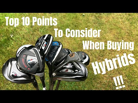 Top 10 Points To Consider When Buying a Hybrid