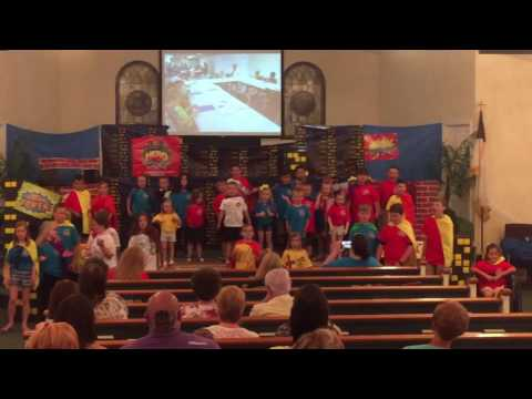 Y-E-S to V-B-S - Dyers Creek Church VBS 2017