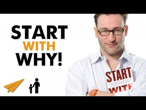 Start with Why YouTube Hörbuch auf Deutsch