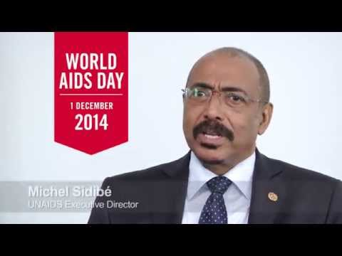 UNAIDS Executive Director delivers his World AIDS Day 2014 message