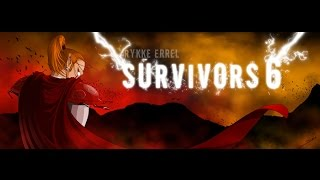 Rykke Errel - Survivors VI - Ronde 4 - Drak-macx et Kano-senjutsu VS Les Ânes batés